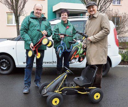 Senftenberg: Spende KWG
