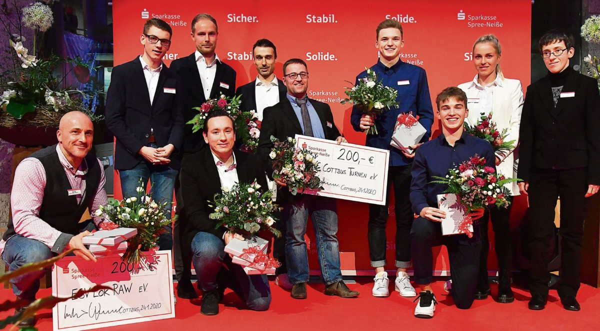 Sportgala in Cottbus