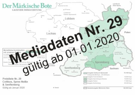 Verlag & Mediadaten