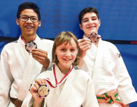 Spremberger Jungsportler gewinnen Medaillen