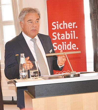 Region: Den Lausitzern geht es gut - Kundenkreditgeschäft entwickelt sich stabil / Kundeneinlagen wachsen