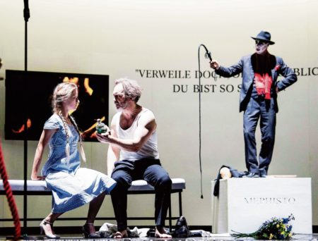 Goethes Faust in Freudscher Hand