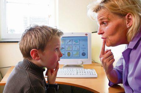 Region: Sprachlos? Logopäden helfen die Stimme zu finden