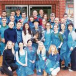 Prominenter Besuch im Gubener Plastinarium