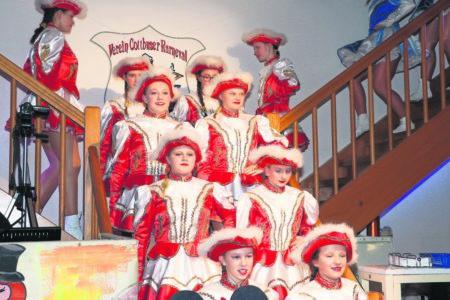 Region: Cottbuser Narren feiern