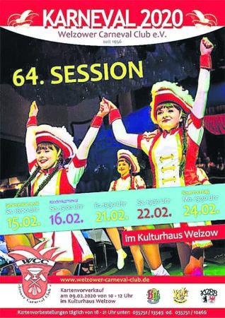 Region: Welzower Carnevalisten starten diesen Samstag