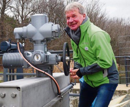 """Cottbuser Ostsee: Hoch """"Ingolf"""" stoppte Ostsee-Flut"""