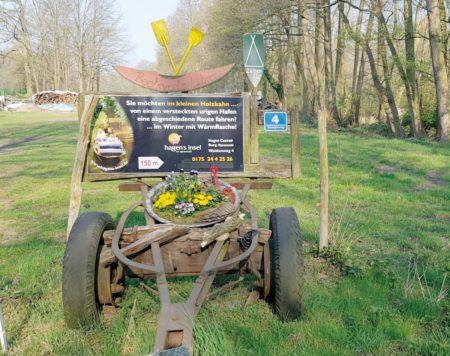Cottbus: Im Märzen den Bauer erleben