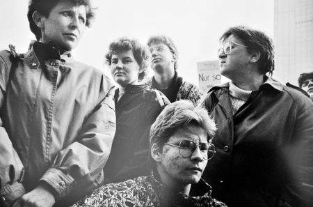 """""""Wahnsinns"""" Ende in Cottbus: Fotografen erinnern an 1990"""