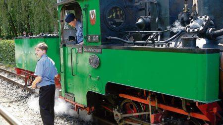 Cottbus: Vorfreude auf die älteste Dampflokomotive