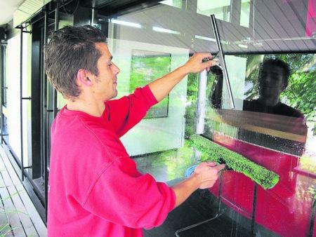 Region: Fenster richtig reinigen