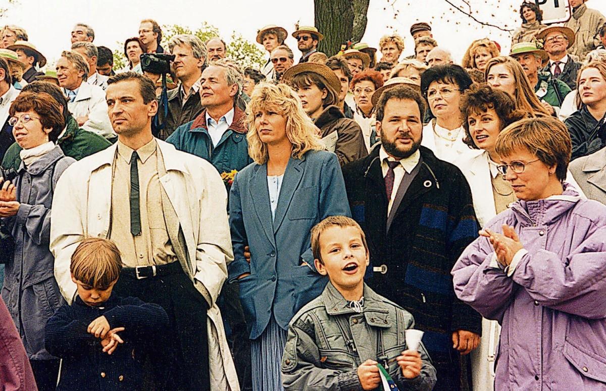 Vor 25 Jahren eröffnete die Cottbuser BuGa