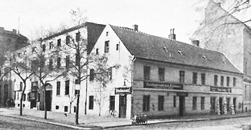 Damals war's Guben: Vom Kuhplatz zum frühsten Kinosaal