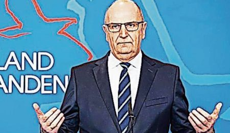 Potsdam: Ministerpräsident Woidke warnt vor zu schnellen Lockerungen