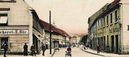 Damals war's Spremberg: Feine Spremberger Einkaufsadressen