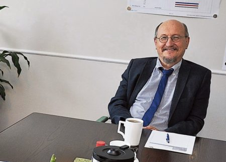 Senftenberg: Amtsleiter besucht KWG