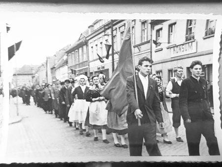 Damals war's Drebkau: Drebkauer Maienumzug