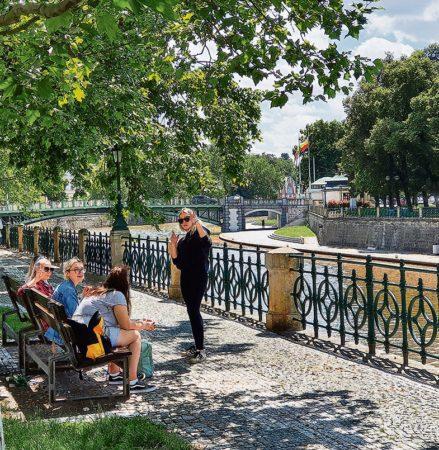 Die Elbe: Piraten in Königgrätz