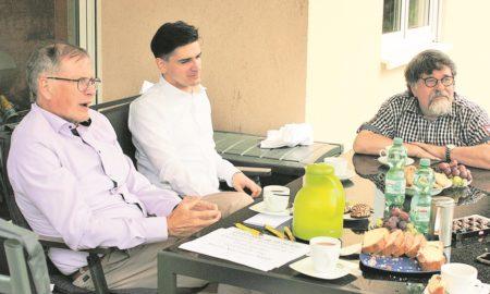 Großräschen: FDP Politiker zu Gast