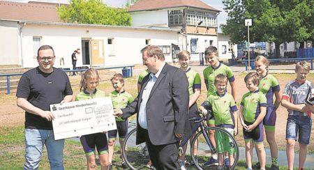 Senftenberg: Radlerfreunde