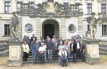 Lionsclub Senftenberg besucht Schloss