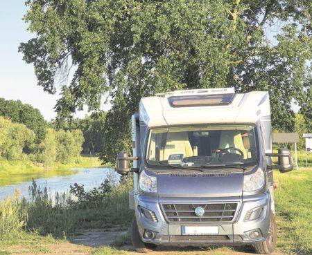 Region: Camping so beliebt wie nie