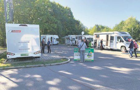 Caravan-Outdoor-Treff in Cottbus