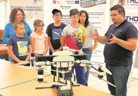 Fachkräfte für Drohnen in Neuhausen gesucht