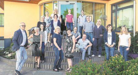 Großes Jubiläum beim EAD Wärmemessdienst in Cottbus
