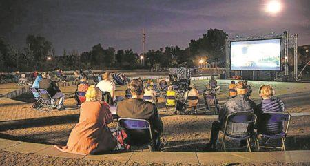 Filmfestival in Schmellwitz