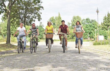 Gubener Radtour zur Rosenstadt