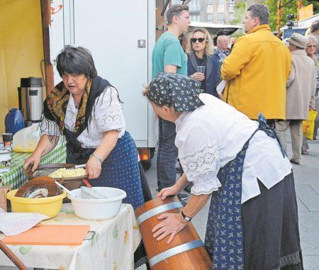 23. Cottbuser Herbstmarkt mit verkaufsoffenen Sonntag
