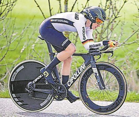 Triumph für Forster Radsportler