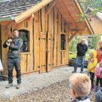 Cottbuser Tierpark eröffnet Meerschweinchenhaus