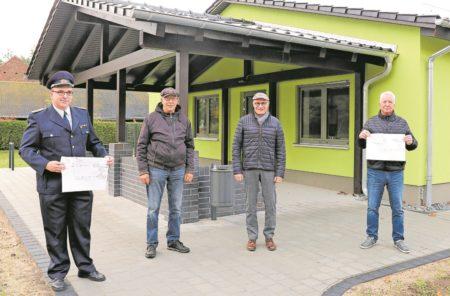Neues Dorfgemeinschaftshaus für Kolkwitz