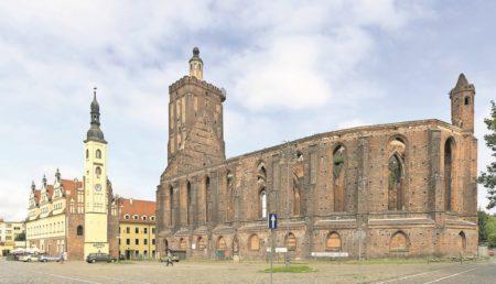 Alte Neißestadt Guben: Viele erinnern sich an einstige Märkte