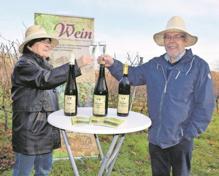 Preisgekrönter Wein aus der Lausitz