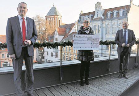 Senftenberg: Wir helfen uns jetzt