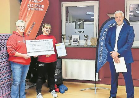 Zweiter Platz für Spremberger Karatekas
