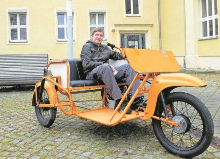 Gestohlenes Fahrzeug kehrt zu BTU Senftenberg zurück