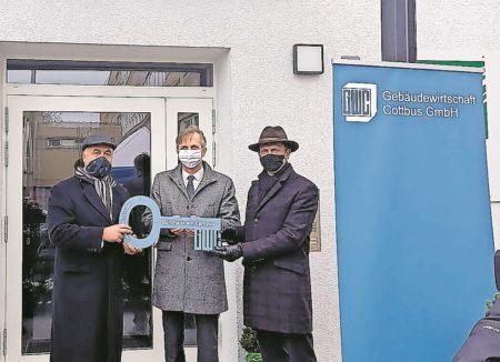 GWC begrüßt Fraunhofer
