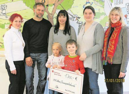 Forster Kulturverein MANITU e.V. unterstützt Clownsprechstunde