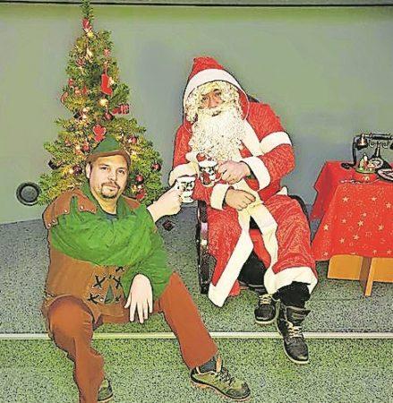Weihnachtsgruß vom Cottbuser Planetarium