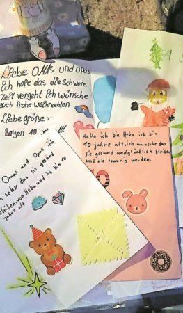 Cottbus: Kinderbriefkasten
