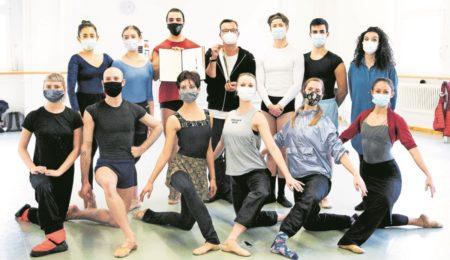 Großer Preis für ein großartiges Ballett in Cottbus