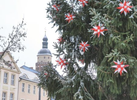 Andacht an Nikolaus in Cottbus