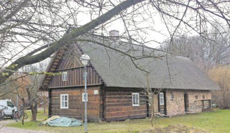 Vita eines 300-jährigen Spreewälder Blockhauses