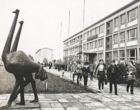 Bilder aus dem alten Senftenberg: Dort jetzt steht jetzt nur ein Einkaufszentrum