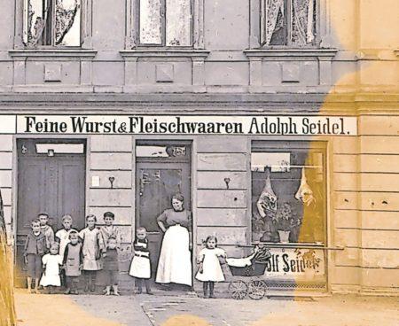 Bilder aus dem alten Cottbus: Es war Chauseestraße 10