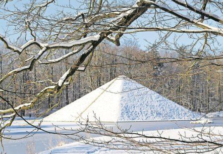 Winterliche Cottbuser Natur